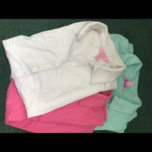 Lilly Pulitzer Lot of polo style tops